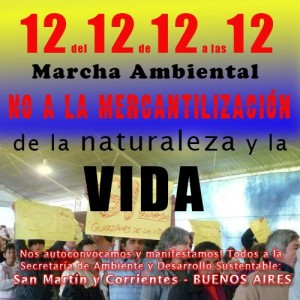 marcha ambiental